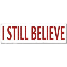 Sixtrees I Still Believe Glitter Sign ($6.97) ❤ liked on Polyvore featuring home, home decor, wall art, multi, wood signs, wooden wall art, wood home decor, wood wall art and wooden signs