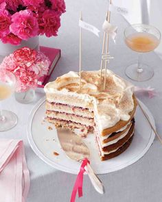Sugar & Spice Layer Cake Recipe