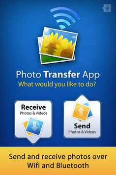 Best app for transferring photos & videos from/to your iphone from/to your mac, pc, ipad, another iphone.  Easy, inexpensive and awesome.