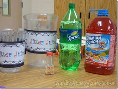 Jitter Juice for the first day of school and tons beginning of the year freebies.