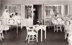 Sint Joseph Ziekenhuis 1932, kinderzaal
