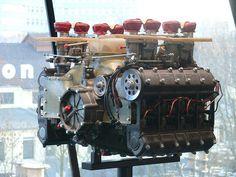 Porsche Boxermotor Typ 901-01 1963 engine 4 by stkone