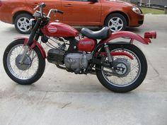1968 Harley-Davidson 250SS AERMACCHI