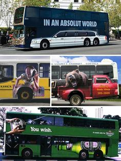 Cool bus ads We love them! http://arcreactions.com/