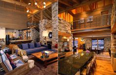 Evan's Timber Frame Home (9-Photos) | Chop Chop Timber