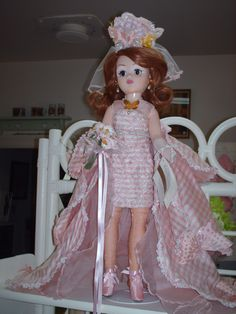 Greenville Cottage Antiques & Collectibles ~ Madame Alexander doll