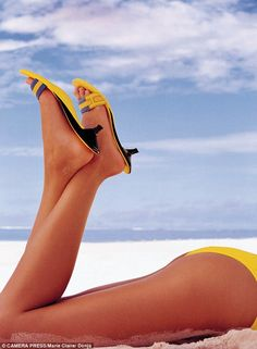 Getting your legs out for summer can be daunting, but a subtle layer of self-tan will slim pins, disguise veins and boost confidence