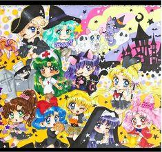 Sailor Moon Halloween, Sailor Moon Cosplay, Sailor Jupiter, Sailor Scouts, Magical Girl, Chibi, Disney Characters, Fictional Characters, Anime
