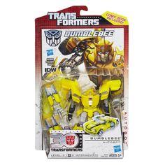 Transformers Generations Deluxe Bumblebee