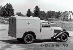 MB Typ 170 V Krankenwagen