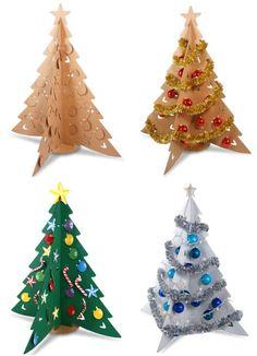 Modern Christmas Tree Alternatives