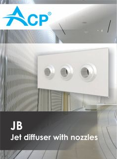 Jet diffuser with nozzles JB