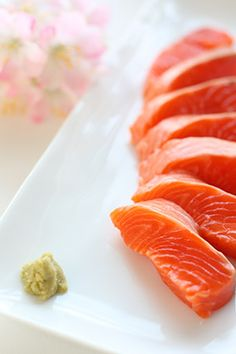 Try sashimi of wild salmon, mackerel and arctic char, all of which have high levels omega-3s and low levels of mercury.