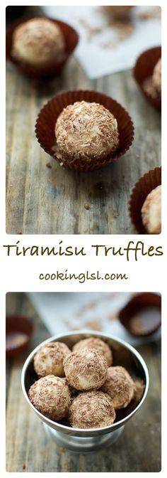 Tiramisu Cookies, Cake Truffles, Tiramisu Cheesecake, Cupcakes, Chocolate Truffles, Chocolate Brownies, Candy Recipes, Sweet Recipes, Dessert Recipes