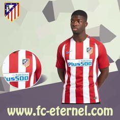 fc-eternel:Maillot de Foot Atletico Madrid Domicile 16/17 Thai Edition