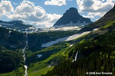 Glacier Ntl Park- Highway to the Sun. One of the most beautiful places I've been in the US. A must see for roadtrips. Go on a motorcycle if you can Great Places, Places To See, Places Ive Been, Beautiful Places, Vacation Places, Places To Travel, Vacations, Glacier Park, Outdoor Camping