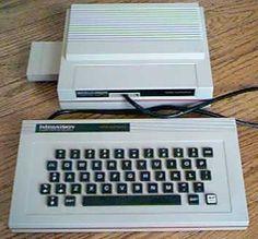 Mattel Intellivision ECS White