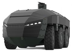 FNSS MILDESIGN 2015 International Land Vehicle Design Competition [The Future of Warfare: http://futuristicnews.com/tag/military/]