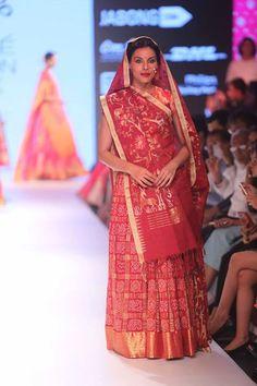 bihari bride look
