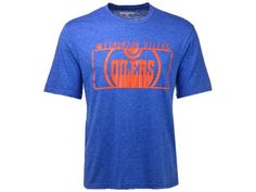 Edmonton Oilers NHL Men's High Density T-Shirt