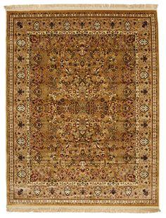 Deze Oosterse tapijten zijn duidelijk geïnspireerd op het antieke Perzische tapijt en passen perfect in zowel een modern als klassiek interieur. De tapijten hebben een schitterende glans dankzij hun viscose pool, een zijdeachtig materiaal dat een zeer zacht en comfortabel tapijt oplevert.