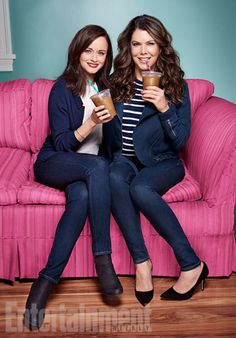 A must-read before the much-anticipated revival. #gilmoregirls