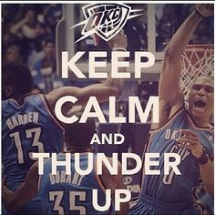 Thunder up!!! ⚡