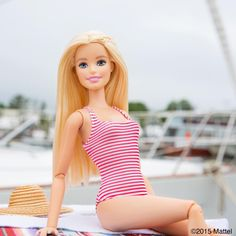 I'm on a boat! ☀️ #montauk #barbie #barbiestyle