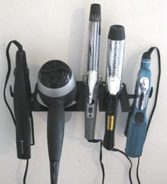 ITA-Tech-wall-mount-hair-dryer-flat-iron-and-curling-iron-holder-for-hair-salons-or-anywhere.jpeg (393×434)