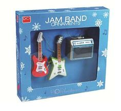 POP Jam Band Ornaments picture
