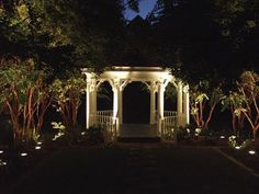 Our Services - New Hampshire Outdoor Lighting