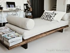 SE ON VALMIS // DIY DAYBED | Dream Tomorrow - Live Today | Bloglovin'