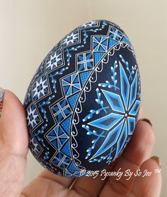 Made to Order Blue Pussy Willows Pysanka Batik Egg Art Easter Egg Pattern, Diy And Crafts, Arts And Crafts, Carved Eggs, Easter Egg Designs, Ukrainian Easter Eggs, Rock Painting Ideas Easy, Tin Gifts, Egg Art