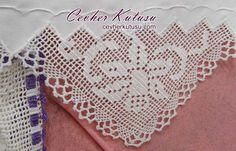 Dantel mutfak takımı en yeni Crochet Edging Patterns, Crochet Borders, Crochet Designs, Thread Crochet, Filet Crochet, Crochet Lace, Crochet Kitchen, Lace Border, Doilies