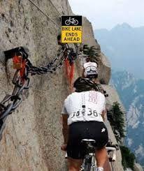 Most dangerous hiking trails, the teahouse - Google zoeken