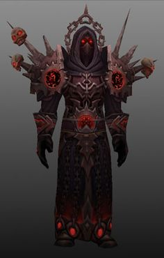 Corruptor Raiment Warlock Tier 5 Armor Type: Cloth Level Req.: 70 Source: BoP token purchases and boss drops from Outland raids Availability: Time consuming to farm and may require assistanc...