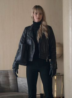 "Is Jennifer Lawrence's Character In ""Red Sparrow"" Based On A Real Agent? Is Jennifer Lawrence's Character In ""Red Sparrow"" Based On A Real Agent?,Coffee Break Is Jennifer Lawrence's Character In Red Sparrow Based On. Jennifer Lawrence Red Sparrow, Jennifer Lawrence Movies, Jennifer Lawrence Style, Jennifer Lopez, Jennifer Garner, Red Sparrow Movie, Spy Outfit, Stitch Fix, Work Fashion"