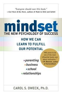 Mindset: The New Psychology of Success, by Carol Dweck. Love this book! It will change your perspective!