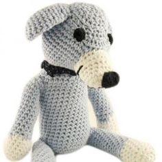 Tim Puppy amigurumi crochet pattern