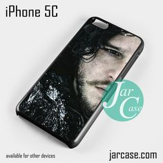 Game of Thrones Jon Snow 1 Phone case for iPhone 5C and other iPhone devices