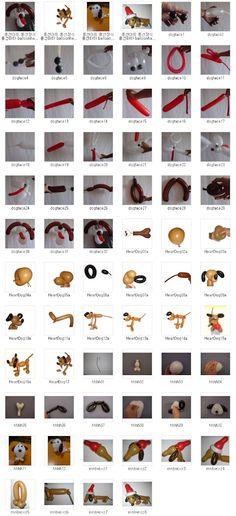 풍선하하 balloonhaha ㅡ 원본 사진 ㅡ 큰 사진은 이메일로 보내드립니다 ㅡ : 교육용 255 강아지