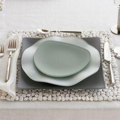 VivaTerra - Oceana Seaglass Dinnerware - VivaTerra