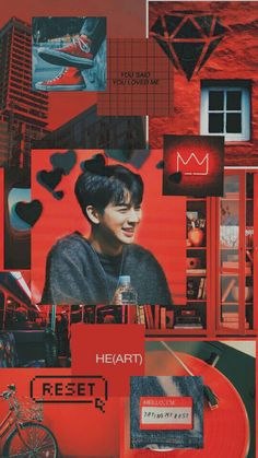 Nice Tips Red Aesthetic Wallpaper : Yoyo Ikon Wallpaper Red Aesthetic Wallpaper Yoyo Ikon Wallpaper - - Aesthetic Songs, Red Aesthetic, Kpop Aesthetic, Kim Jinhwan, Chanwoo Ikon, Ikon Wallpaper, Locked Wallpaper, Ikon Songs, Comics