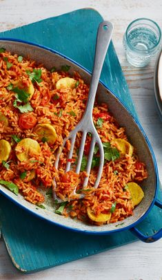 Tobi's jollof rice is this summer's answer to boring risotto.