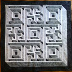 Magnificent Labyrinth Quilt Pattern Download And Fine Ideas Of Waynes Quilts