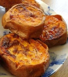 Low Roasted Sweet Potatoes – Healthy To Fit