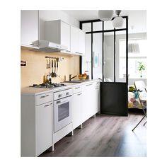 FYNDIG Seinäkaappi+ovet  - IKEA