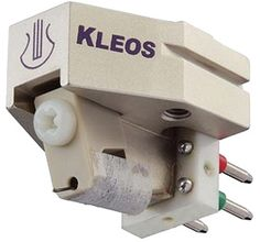 Lyra Kleos Phono Cartridge, $2995.00;  Building on New Angle technology, the Kleos innovates with a stronger chassis machined from aircraft-grade alloys, narrowed mounting area to improve energy transfer, and pre-stressed construction combining multiple materials with non-parallel surfaces to inhibit internal body resonances.