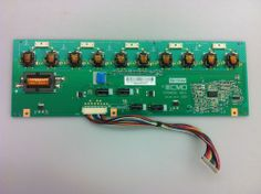 "TV Part CMO VIT70063.50 Rev3 / 27-D023043 26"" LCD Inverter for LCD26-207 FTP (Y) $35"