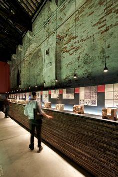 Retail Design | Store Interiors | Shop Design | Visual Merchandising | Retail Store Interior Design | Venice Biennale 2012: Peru